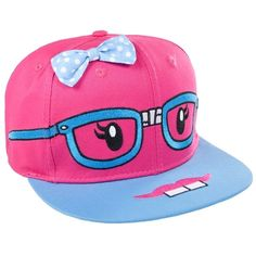 Nerdy Norma Geekster Cap - Just for Fun & Show some personality! Wardrobe Stylist Approved: Cherry Gooding, Principal Consultant at PhoebyCerise Image Consulting | Fashion Styling