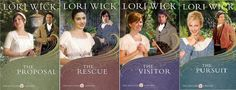 Anything by Lori Wick is well worth the read!!!