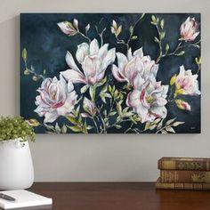 Acrylic Painting Flowers, Watercolour Painting, Painting Frames, Painting Prints, Art Prints, Paintings, Magnolia Paint, Claude Monet, Pablo Picasso