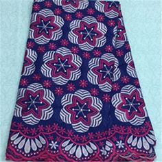 African Embroidery Lace Fabric LKLACE4301-14  https://www.lacekingdom.com/      #embroiderylace