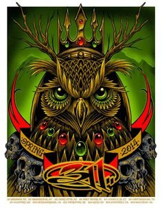 Maxx242 311 Spring 2014 Tour Poster Artist Edition Release