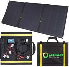 Ultralight Folding Solar Charger with USB Port Solar Controller and Cables for Battery, Computer and Mobile Phone Solar Panel Kits, Solar Panels, Solar Charger, Solar Power, Usb, Phone, Sun Panels, Solar Panel Lights, Telephone