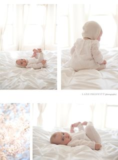 Simple and natural baby 5 months Dallas- Fort Worth Baby Photography Nashville baby Photography Copyright Lane Proffitt Photography