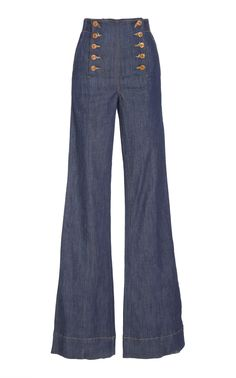Ashton Flared Jean by ULLA JOHNSON for Preorder on Moda Operandi
