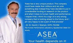 The Science of Asea