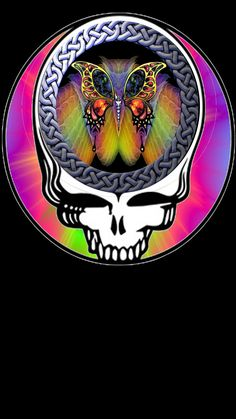 Grateful Dead Shows, Grateful Dead Skull, Grateful Dead Image, Grateful Dead Wallpaper, Phil Lesh And Friends, Dead Band, Jerry Garcia Band, Dead And Company, Dark Star
