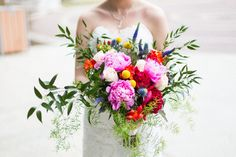 Indie Wedding Inspiration. Blog — Emily Oud Photography #bouquet