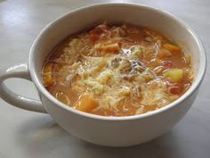 How To Read A Recipe, Czech Recipes, Cheeseburger Chowder, Cooker, Paleo, Good Food, Food And Drink, Low Carb, Fitness
