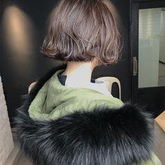 根岸 優/原宿S店さんはInstagramを利用しています:「* ショコラベージュ ミニボブ☺︎ * * #hair#hairstyle#haircolor#zara#snidel#unitedarrows#anotheredition#ootd…」