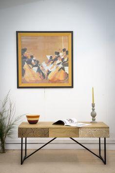 Meubles m tal bois on pinterest bureau design - Meuble bureau ferme avec tablette rabattable ...