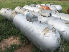 250 Gallon Propane tanks for BBQ Pit, Smoker, Fire Pit etc ...