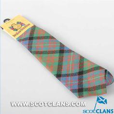 Cochrane Ancient Tartan Tie