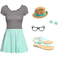 """Mint Fasion"" by talie1999 on Polyvore"