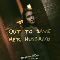 Theresa Burke would do the unthinkable to protect her family.and in Wayward Pines, she just might have to. Catch Wayward Pines Thursdays on FOX. Welcome To My Page, How To Apologize, For Your Eyes Only, Me Tv, Twin Peaks, Timeline Photos, Best Shows Ever, Favorite Tv Shows, Pine