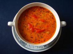 Foto Rezept Pikante Gyros-Suppe