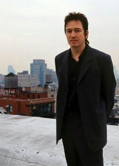 Alan Wilder aka 'The Boss'