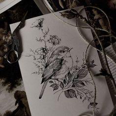 #bird #sketch #artmagazine #artwork #artgalery #worldofartists #art_spotlight #sketch_daily #flowers #drawing #artgalaxies #whichinkilike #art_empire #art_we_inspire #blacktattooart #blackworkers #blxckink #illustration #art #art_assistance