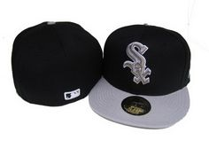 new arrival 2ea65 43644 new era fitted blank hats,england soccer captain , Chicago White Sox New  era 59fifty hat (8) US 5.9 - www.hats-malls.com