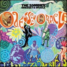 The Zombies - Odessey And Oracle on Limited Edition Import Mono 180g LP