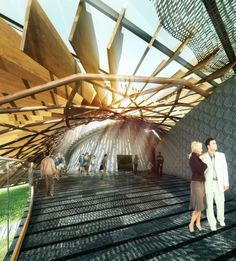 Milan Expo 2015: OBA Unveils Designs for Thai Pavilion