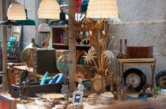 DecorAccion 2014 - Paseando por el Barrio de las Letras #decorAccion #madrid #decoracion #antigüedades #decoration
