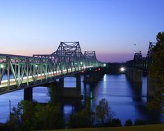 Mississippi River at Vicksburg