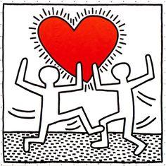 Happy birthday, Keith Haring <3