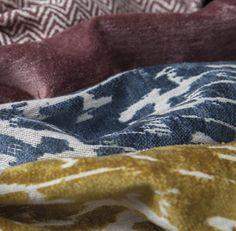 Corintia Collection | #colors #velvet #guell-lamadrid #fabrics #telas