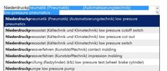 Reference book/ Nachschlagewerk: technical dictionary english Technisches Woerterbuch Kfz-Technik - Bild 1