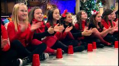 http:& The Late Late Toy Show Songs To Sing, Kids Songs, Cup Song, Christmas Concert, Christmas Cup, Steam Learning, Primary Singing Time, Movement Activities, Music And Movement