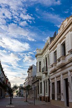 Montevideo Uruguay Ciudad Vieja CV Old City MVD