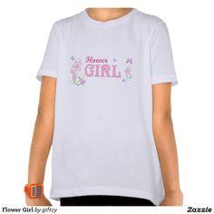 Flower Girl Tshirts