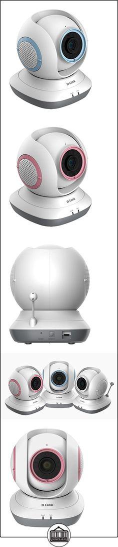 D-Link EyeOn Baby HD 360 - Cámara de vigilancia Wi-Fi para bebé con termómetro y nanas, color surtido  ✿ Vigilabebés - Seguridad ✿ ▬► Ver oferta: http://comprar.io/goto/B00PVCVIIK