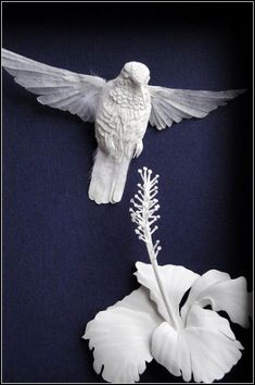 Amazing paper art by Cheong aw Whang.