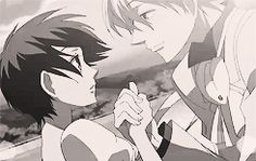 fangirl challenge: (9/?) otps [remake] ↝ Haruhi and Tamaki
