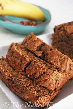 ... | Pinterest | Banana Bread, Chocolate Chip Banana Bread and Breads
