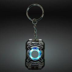 Halo Cortana Light Up Keychain