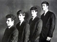 George Harrison, Paul Mccartney, John Lennon, Stuart Sutcliffe, Liverpool, Young John, Drum Lessons, Teddy Boys, The Beatles