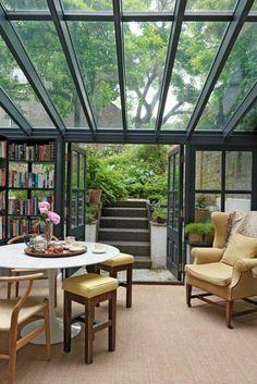 wintergarten selber machen bibliothek