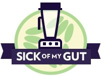 Sick of my Gut~ A Vitamix and weight loss blog
