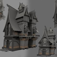 medieval water tower concept art에 대한 이미지 검색결과