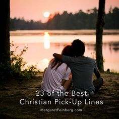 23 of the Best Christian Pick-Up Lines