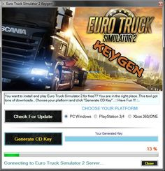 euro truck simulator 2 product key 1.31.2.1