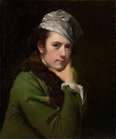 Joseph Wright of Derby - Self-portrait (1734-1797)