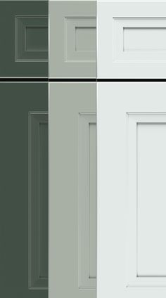 Omega's refreshing new finishes are bold and on-trend! Check out the 7 new opaques available now! New Cabinet, Cabinet Colors, Custom Cabinetry, Omega, Kitchens, Interior Decorating, Check, Outdoor Decor, Home Decor