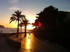 Santa Ponsa bay. I used to live here...wish i still did sometimes!
