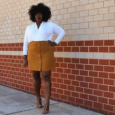 Stylish Plus-Size Fashion Ideas – Designer Fashion Tips Curvy Outfits, Plus Size Outfits, Fashion Outfits, Fashion Ideas, Moda Plus Size, Plus Size Fashion For Women, Curvy Fashion, Women's Fashion, Swagg