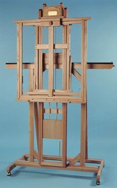 Hello Lover!  - Hughes Easels are the BOMB