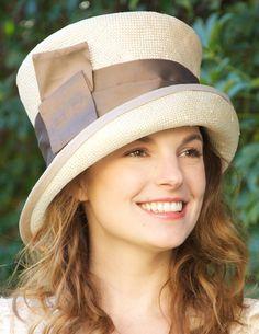Hat SALE. Church Hat Wedding Hat Kentucky Derby Hat by AwardDesign Ladies Hats, Hats For Women, Taupe Wedding, Ascot Hats, Stylish Hats, Church Hats, Hats For Sale, Wedding Hats, Cloche Hat