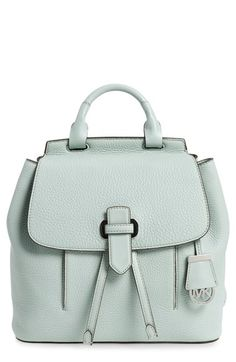 MICHAEL Michael Kors 'Medium Romey' Leather Backpack available at #Nordstrom